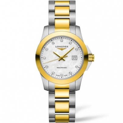 Longines Conquest 29.5mm L3.376.3.87.7