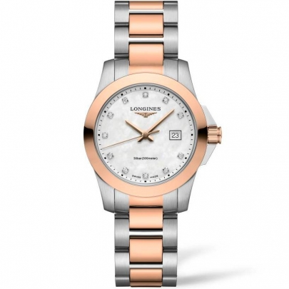Longines Conquest 29.5mm L3.376.3.88.7