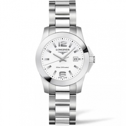 Longines Conquest 34mm L3.377.4.16.6