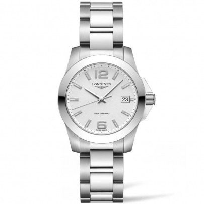Longines Conquest 34mm L3.377.4.76.6