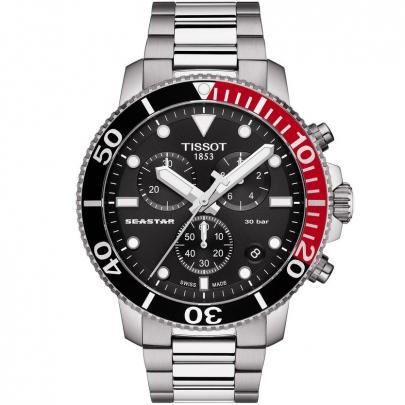 Tissot Seastar 1000 Quartz Chronograph 45mm   T120.417.11.051.01