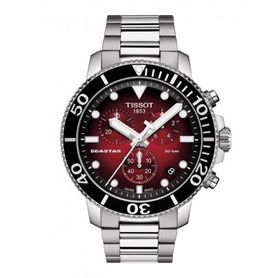 Tissot Seastar 1000 Quartz Chronograph 45mm  T120.417.11.421.00