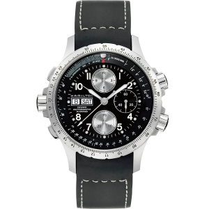 Hamilton Khaki X-Wind Auto Chrono 44mm H77616333