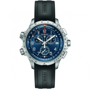 Hamilton Khaki-X Wind GMT Chrono 46mm H77922341