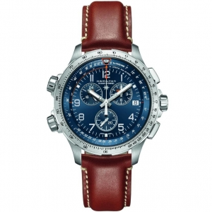 Hamilton Khaki-X Wind GMT Chrono 46mm H77922541