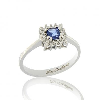 Δαχτυλίδι Ροζέτα Κ18 RI-2360