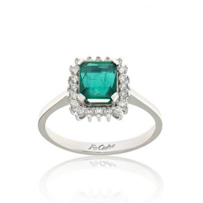Δαχτυλίδι Ροζέτα Κ18 RI-2361