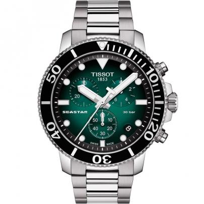 Tissot Seastar 1000 Quartz Chronograph 45mm T120.417.11.091.01