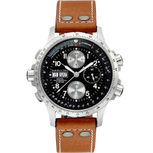 Hamilton Khaki X-Wind Auto Chrono 44mm H77616533