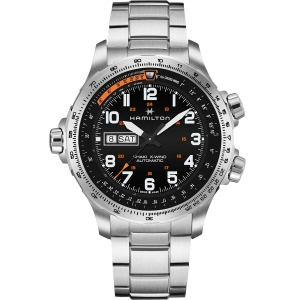 Hamilton Khaki X-Wind Day Date Auto 45mm H77755133