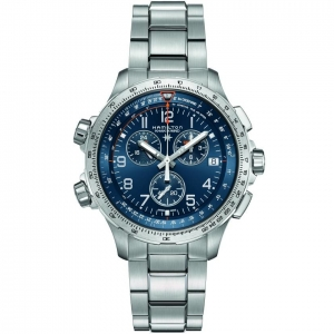 Hamilton Khaki-X Wind GMT Chrono 46mm H77922141